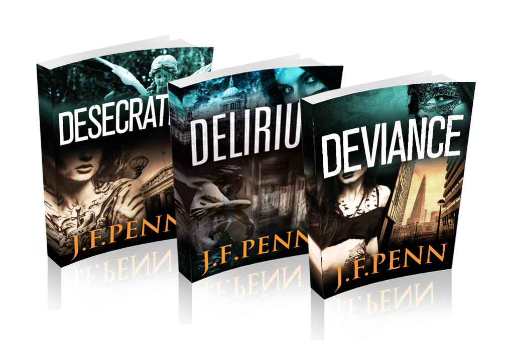 Desecration Delirium and Deviance 3D
